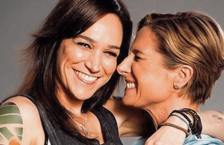 Wentworth's Nicole Da Silva fights for abused women and more!