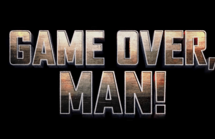 Film Review: Game Over, Man! Starring Adam Devine!