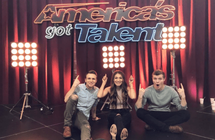 Positive Celebrity Exclusive: We Three talks America's Got Talent and the loss that started their journey!