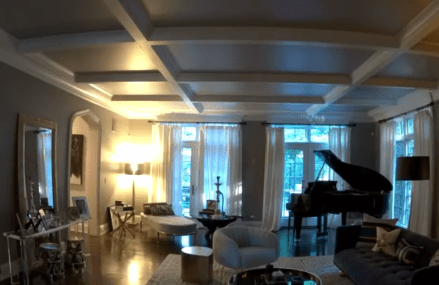Jenny McCarthy posted a video to show that her house may actually be haunted!
