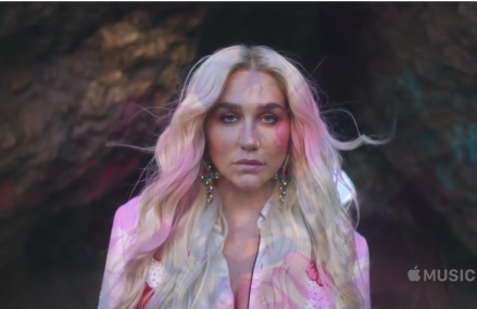 Kesha: Rainbow – The Film trailer just dropped for Apple Music!