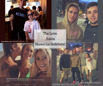 Addressing the Hailey Baldwin and Justin Bieber hate!