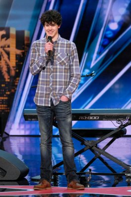 Positive Celebrity Exclusive: Joseph O'Brien talks about AGT, music and his childhood!