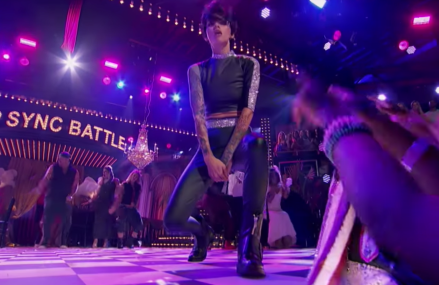 """Ruby Rose Performs Pink's """"Raise Your Glass"""" 