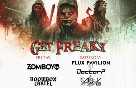 V2 Presents: The Get Freaky 2018 lineup has arrived!