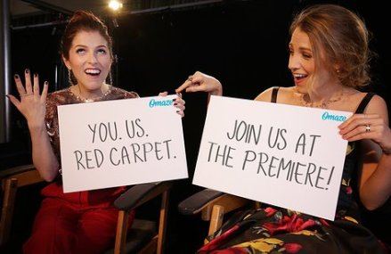 "Your Chance to Meet Anna Kendrick and Blake Lively at the Premiere of ""A Simple Favor"""