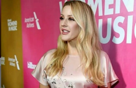 Ellie Goulding helping the homeless. Encouraging others to take action!