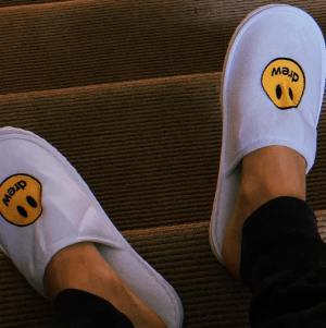 Justin Bieber and Hailey Bieber sell out of Drew slippers!