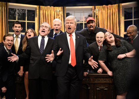 SNL: Alec Baldwin is resigning from the SNL Oval Office! Check out what he had to say right here on positive celebrity gossip and entertainment news!