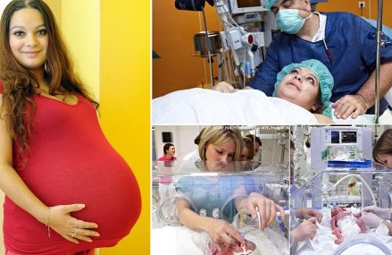 This young woman's rare pregnancy happens once every 500 years! What a journey!