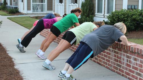 push-up-wall