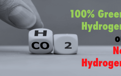 Five thoughts about Hydrogen
