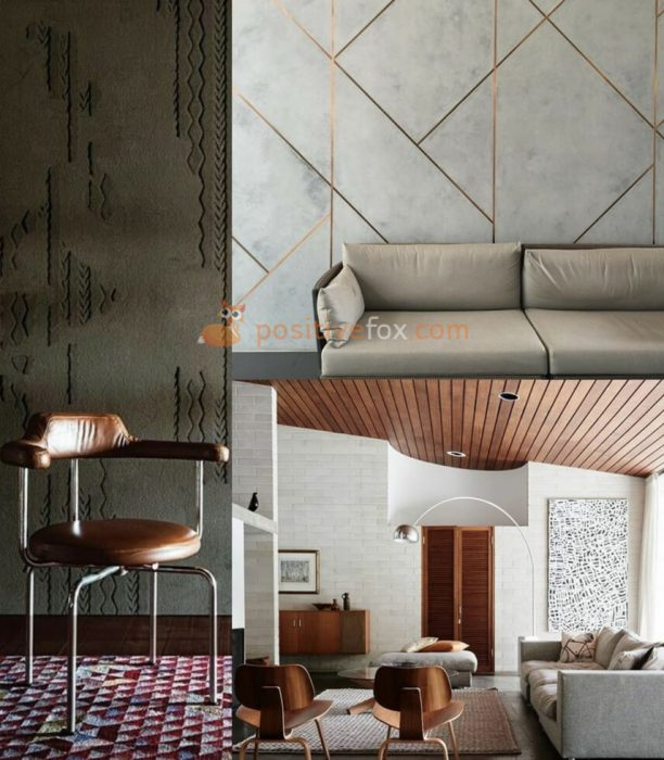 living room color schemes with grey modern contemporary interior design trends in 2017-2018 | photos best ...