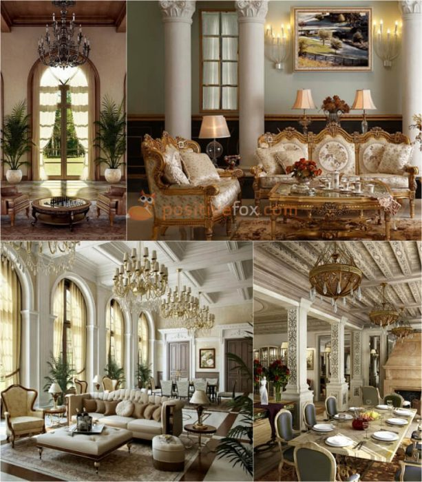 classic living room designs decorate wall hangings interior design ideas best examples with photos