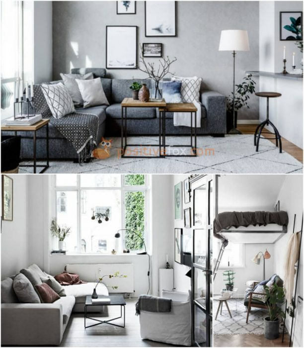 best color scheme for small living room pottery barn chairs 50+ scandinavian interior design ideas - ...