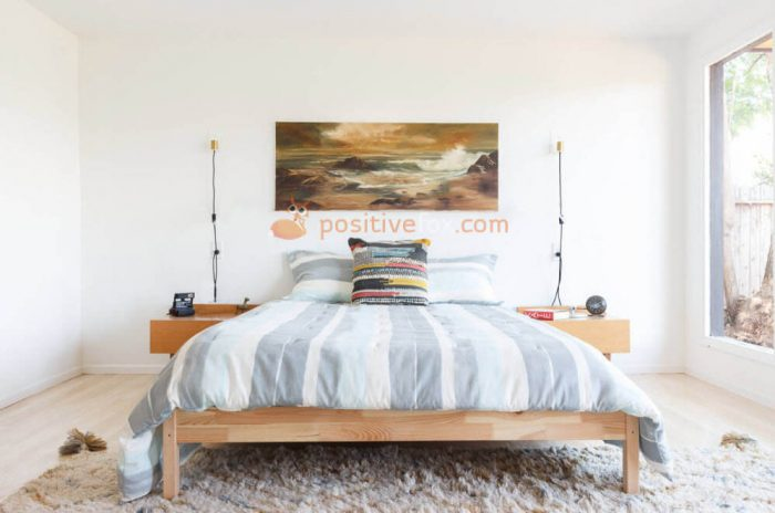 50+ Scandinavian Bedroom Ideas, Tips & Colors