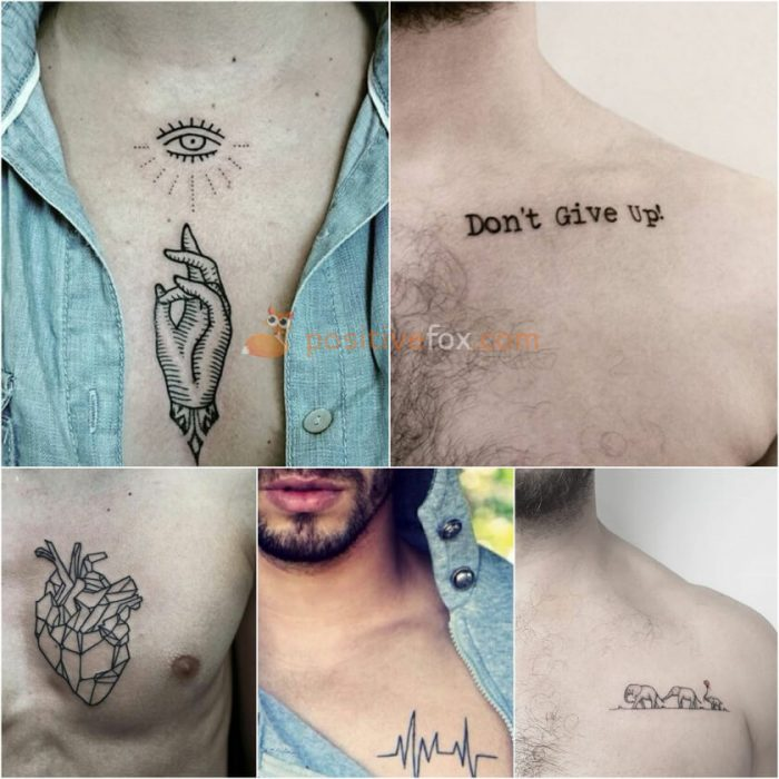 Small Tattoo Ideas Men
