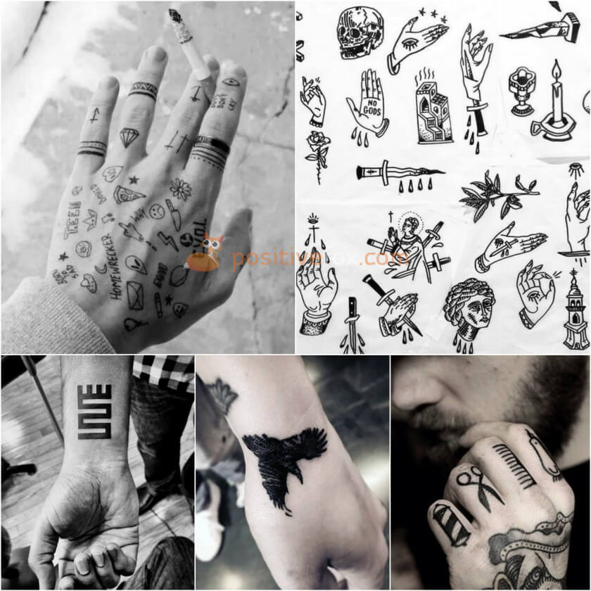 Small Tattoos For Man