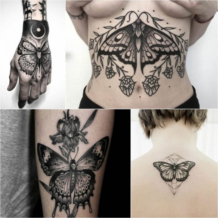 Lotus Flower And Butterfly Tattoo Meaning