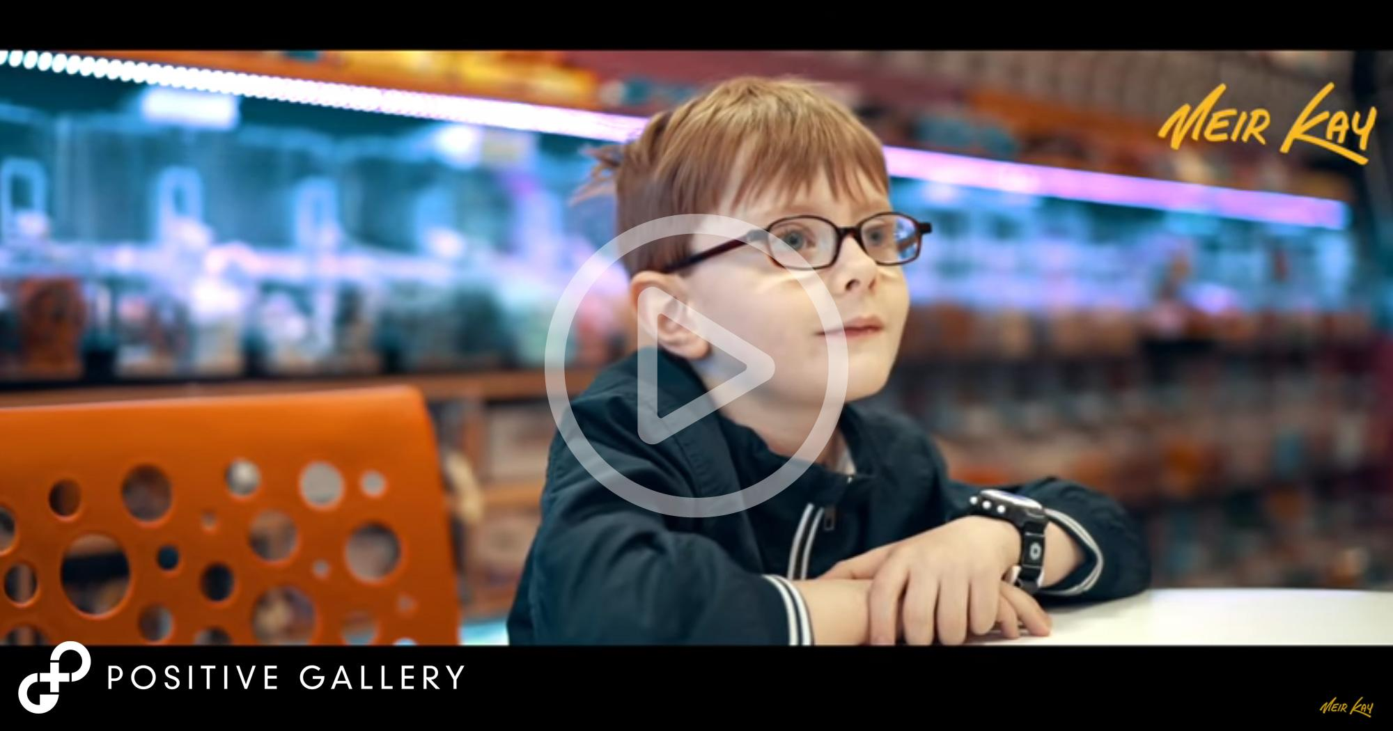 A Boy Teaches an Adult About Generosity