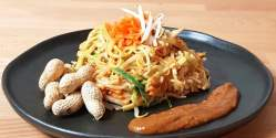 Pad thai fodmap and glutenfree