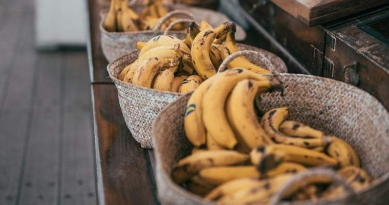 FODMAP FAQ: Can I Eat Bananas That Grow Brown in My Bag?