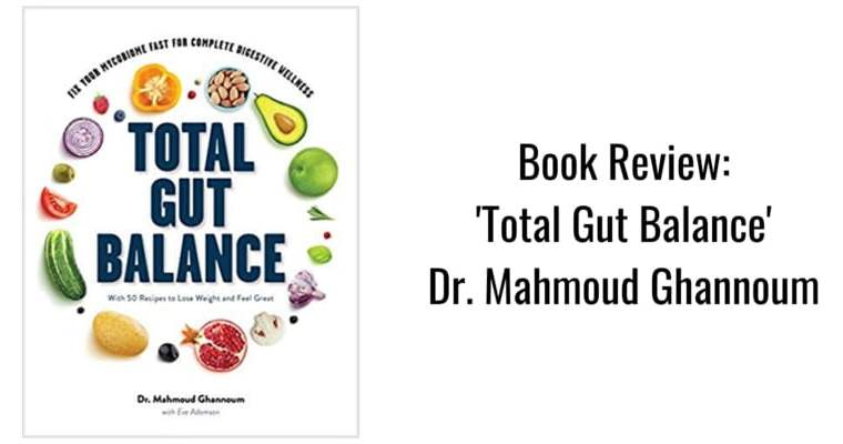 Boek Review: Total Gut Balance