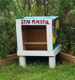 Staypeaceful