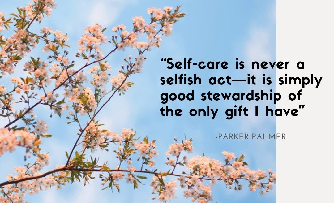 Why Self-Care Should Always Be Non-Negotiable