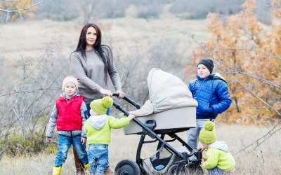 The Rise of the Midlife Mom