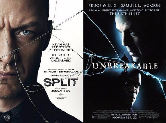 Unbreakable- split blog