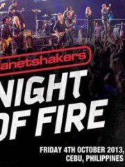 Planet Shakers Concert