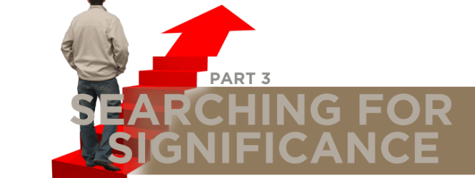 Searching for Significance (3)