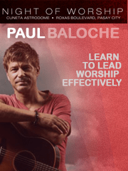 Leadworship Workshop with Paul Baloche