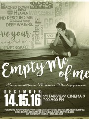"Cornerstone Music Philippines ""Empty Me of Me"" Album Launch"