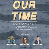 Our Time (Youth Revival Night)