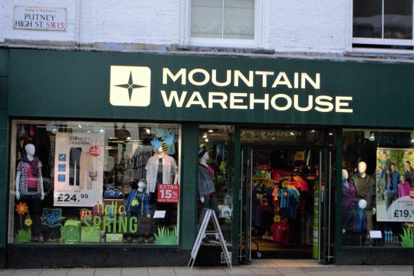 Mountain Warehouse - Positively Putney