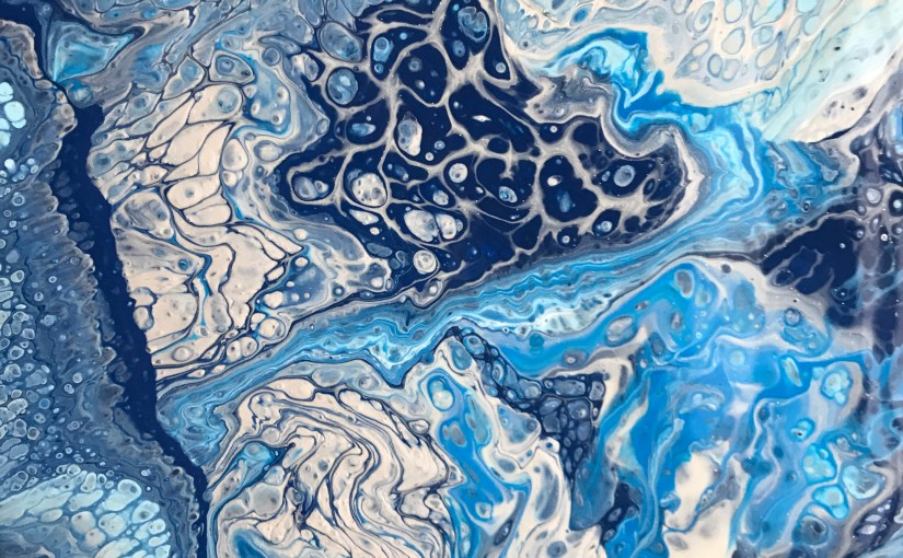 More Acrylic Pours For Sale!!