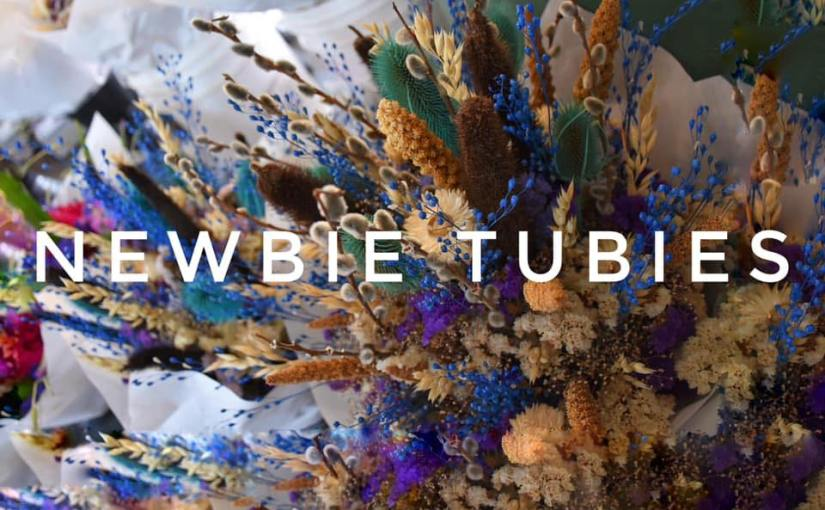 Newbie Tubies turns TWO?!