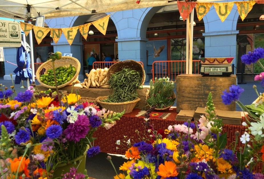 San Francisco Farmer's Market