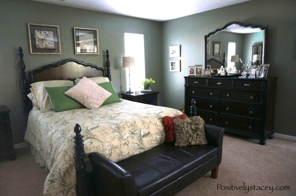 Bedroom Jojoba AF-460 by Benjamin Moore