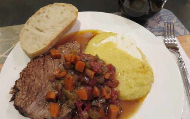 Easy Italian Pot Roast Recipe