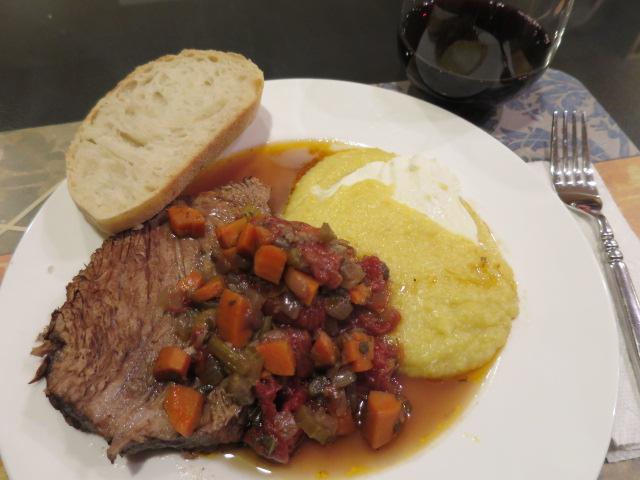 Easy Italian Pot Roast