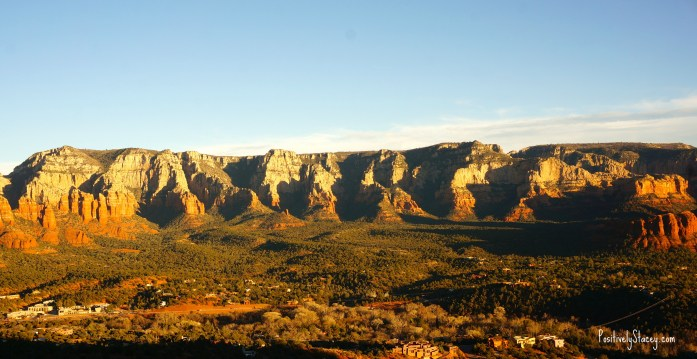 Sedona Airport Trail View