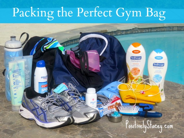 Packing the Perfect Gym Bag