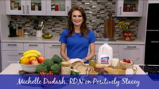 Michelle Dudash on Positively Stacey