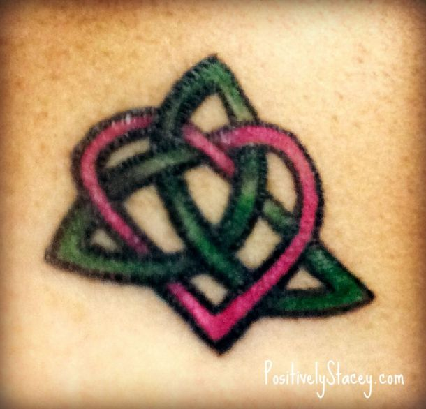 Celtic Sister Knot Tattoo