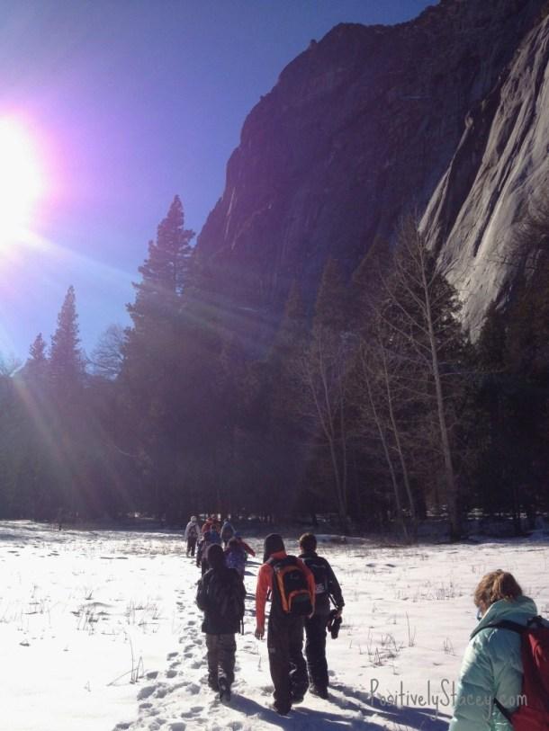 Yosemite Class Hike