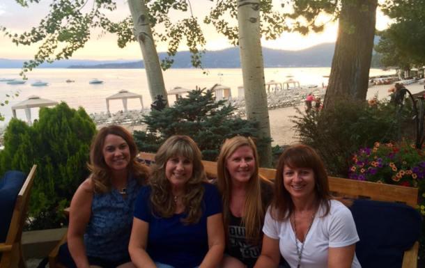Lake Tahoe Friends