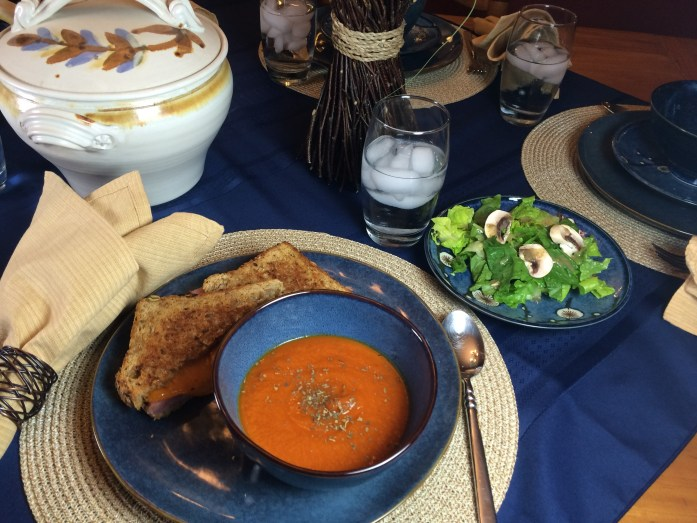 Comfort Food at it's Best: A Fall Dinner Party